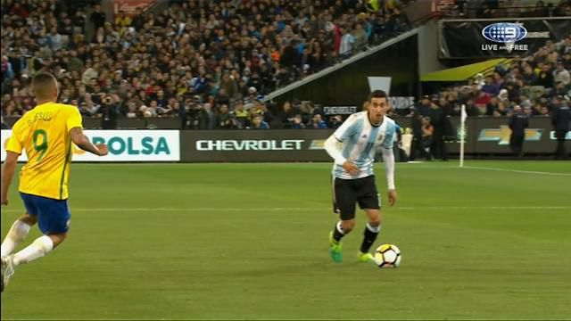 Mercado scores for Argentina