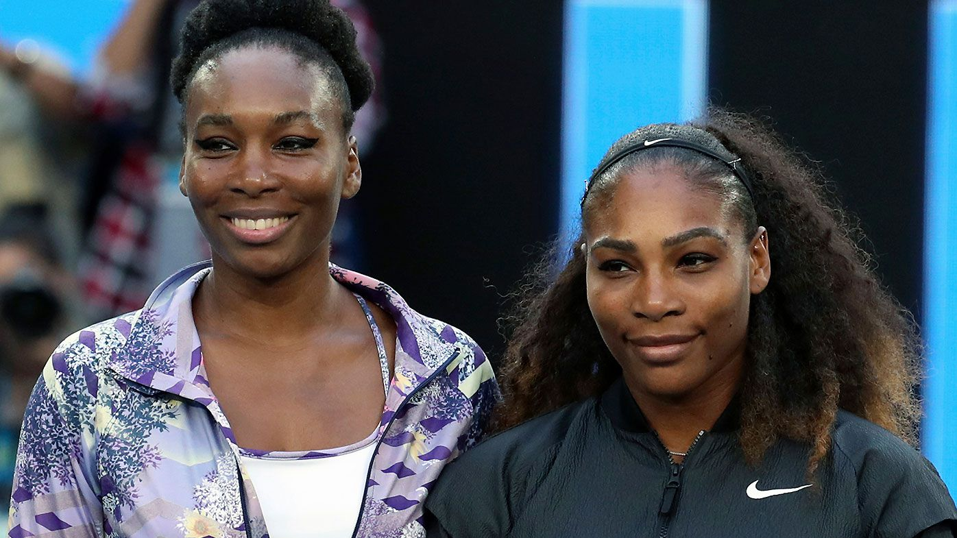Serena Williams and Venus Williams