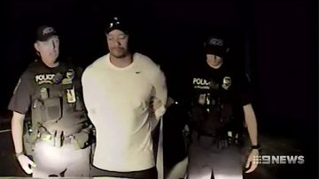 Police release footage of Tiger Woods failing sobriety test