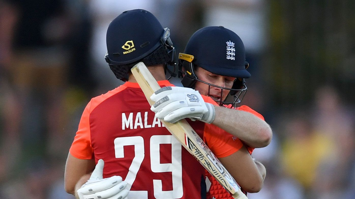 England post their highest Twenty20 international total