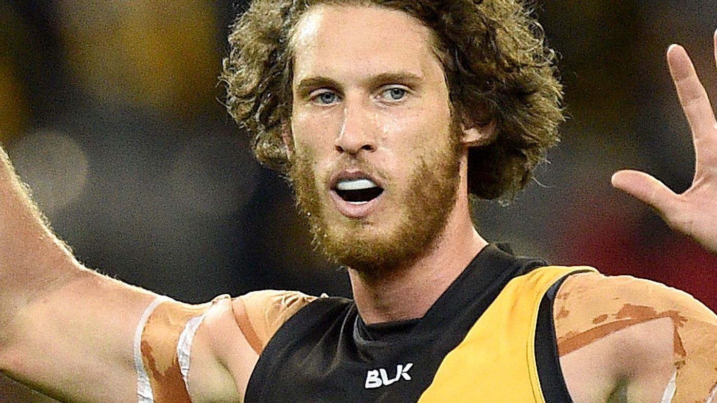 Ex-AFL teammates Tyrone Vickery and Jake King arrested