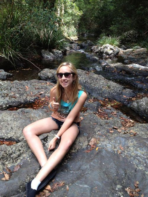 Hannah McMurtrie was killed in 2013 when she collided with another P-plater head on near Taree. (Facebook)