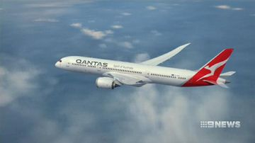 Qantas enlists medical experts to find ways to tackle jetlag