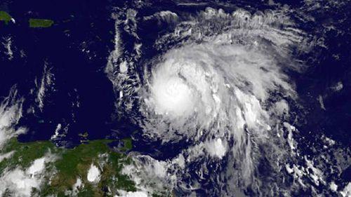 Hurricane Maria is bearing down on Puerto Rico. (AAP)