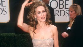 The most memorable fashion moments from the Golden Globes