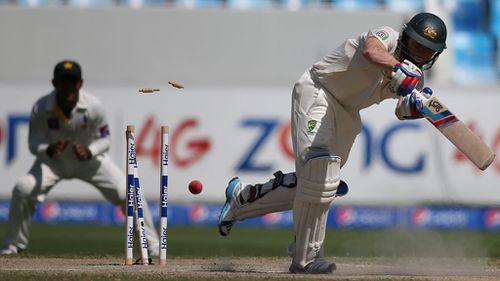 Pakistan beats Australia in first Test