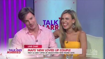 MAFS' Carly Bowyer reveals first fight with Troy Delmege amid split rumours