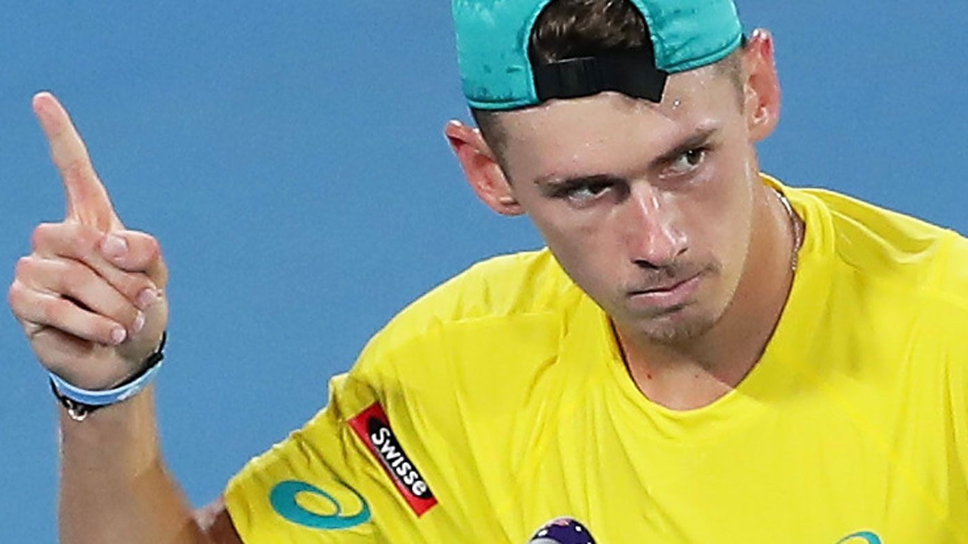 How Alex de Minaur can make good on awkward Lleyton Hewitt comparisons
