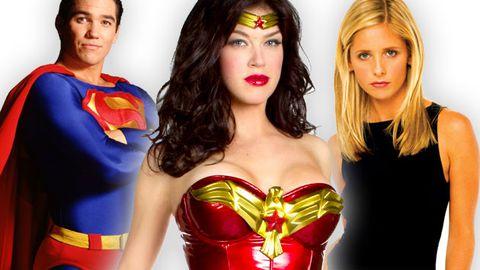 Slideshow: TV's sexiest superheroes