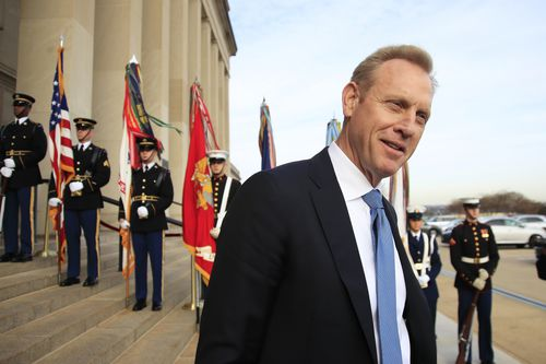 Patrick Shanahan, the Deputy Defence Secretary, has been named Acting Secretary from January 1.