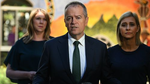 Bill Shorten's leadership could be called into question with a by-election loss. (AAP)