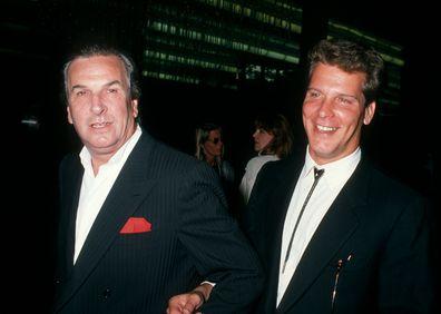 Danny Aiello and Rick Aiello