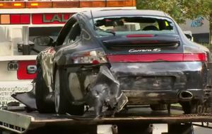 Duo jailed for ramming police cars at Northland Shopping Centre