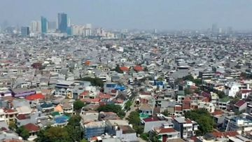 Indonesia will build new capital city as Jakarta sinks into ocean.