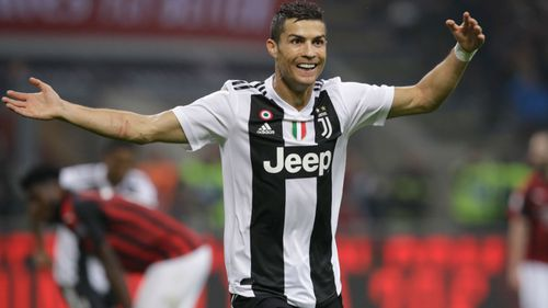 Ronaldo signed for Juventus from Real Madrid at the end of last season - and has continued to score goals for fun.