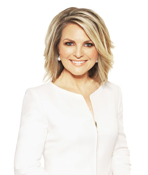 Gardner has returned to TODAY after being newsreader from 2007 to 2014. (Channel 9)