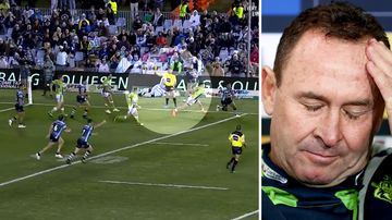 Stuart fumes over ref blunder in loss to Sharks