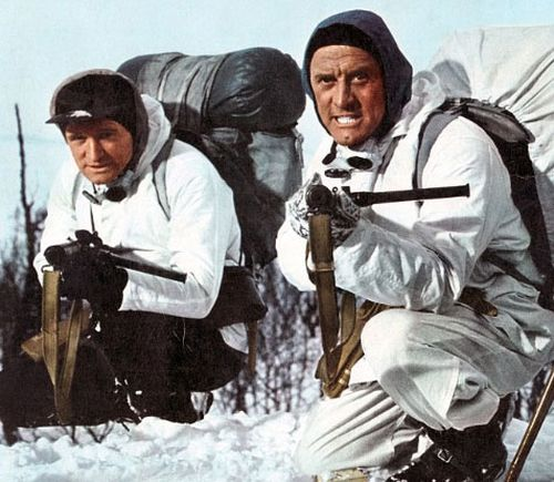 The raid was the basis of the film 'The Heroes of Telemark', starring Kirk Douglas and Richard Harris.