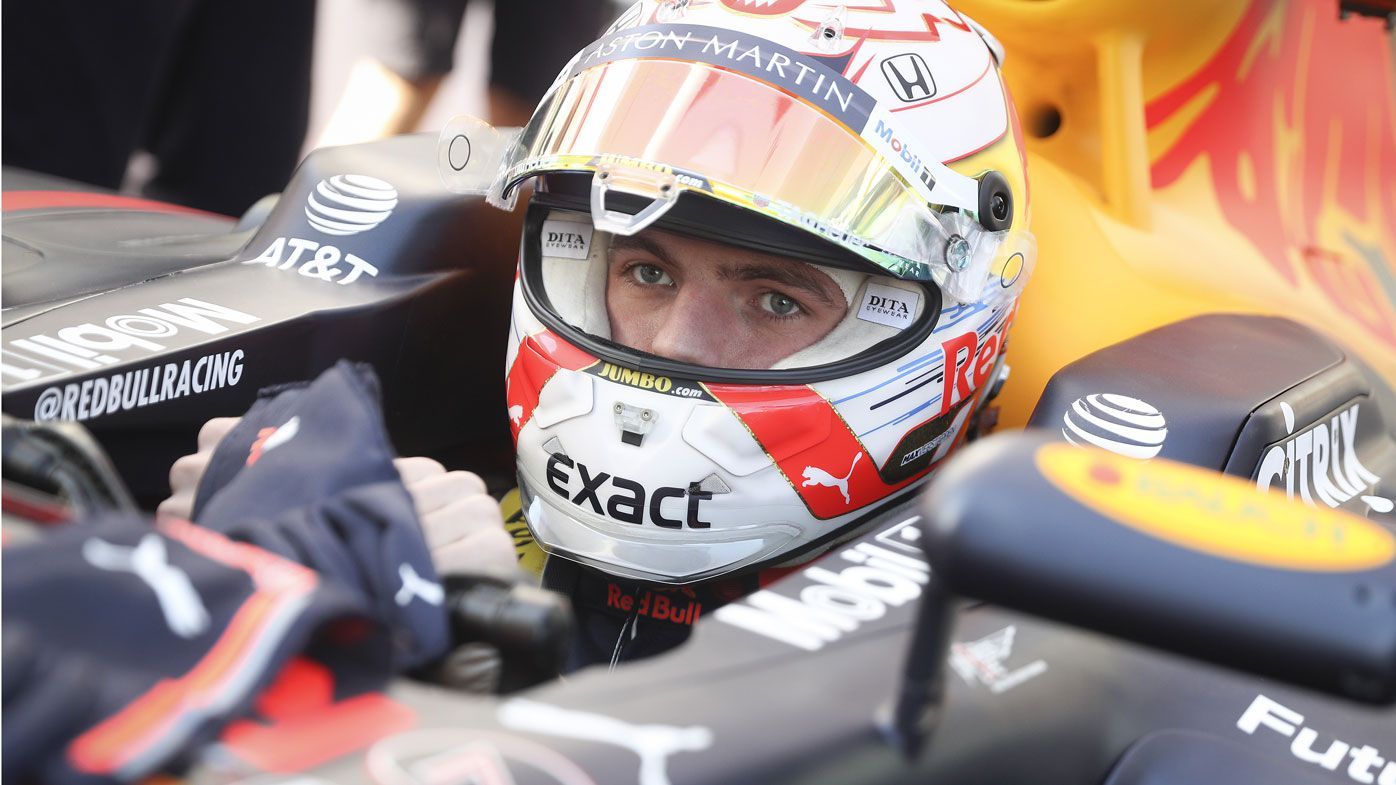 Max Verstappen extends Red Bull F1 stay, signing with the team until 2023 season