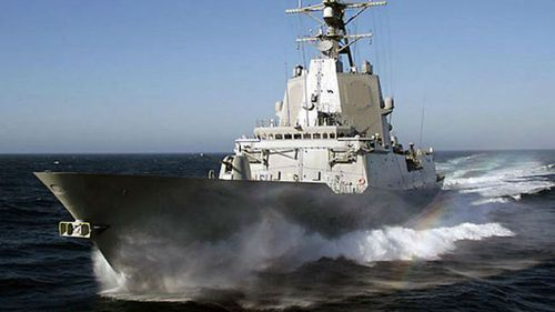 Air Warfare Destroyer program $2b over budget: report
