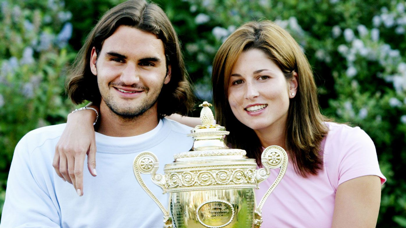 Federer-Mirka-Wimbledon
