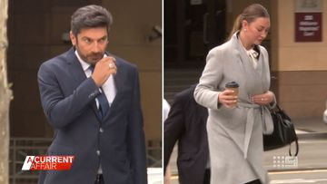 Ex-lovers fight in defamation trial over typed letter