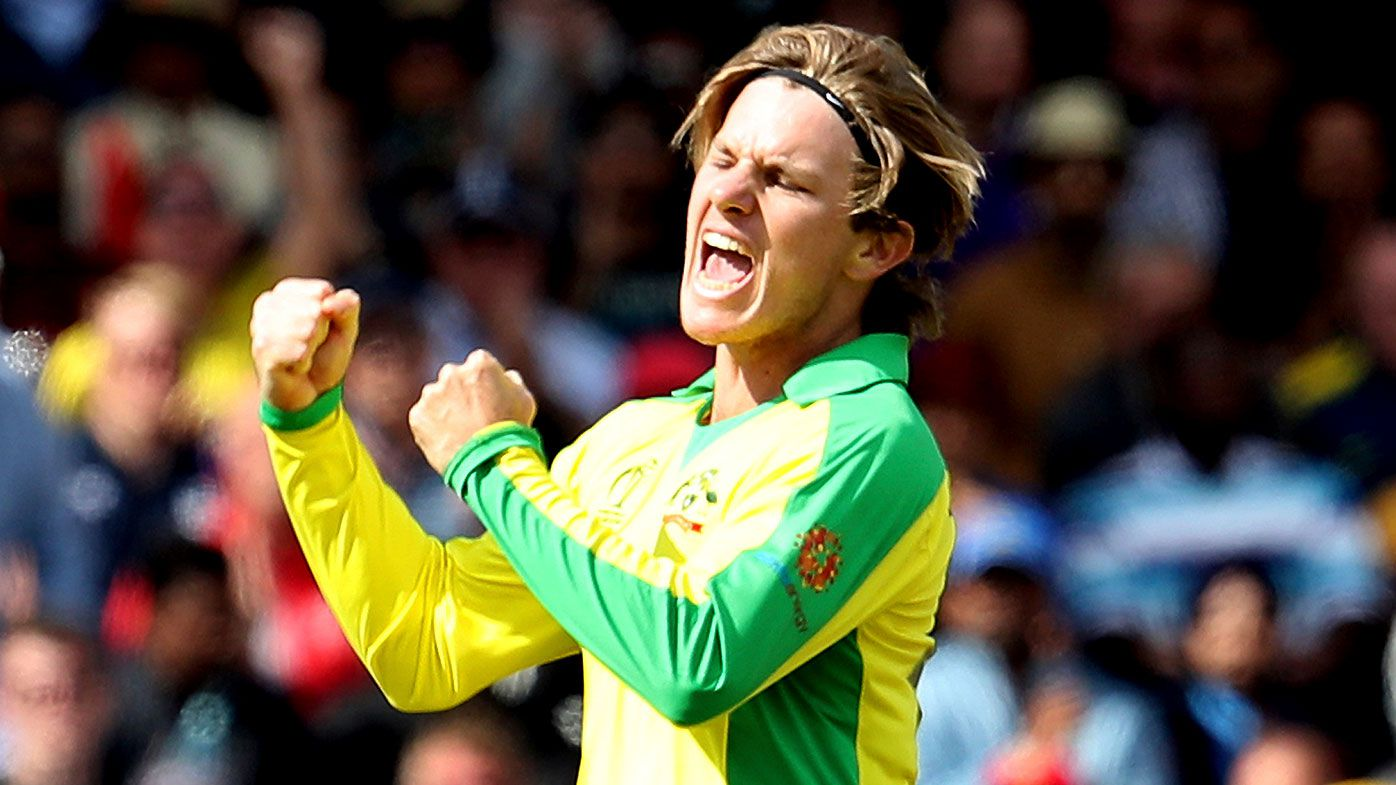 Australian spinner Adam Zampa charged with making 'audible obscenity' against West Indies