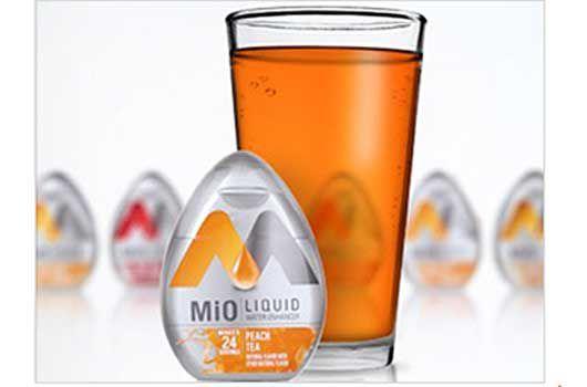 Kraft's new MiO water