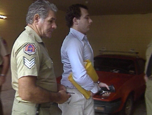 Murderer and rapist - Jonathan Bakewell - has walked free from prison in Adelaide, 31-years after breaking down the door of Anne-Marie Culleton's Fannie Bay flat and committing the heinous crime.
