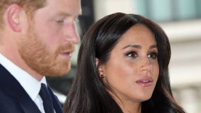 The royal couple are said to be hoping for some quiet at their new residence.
