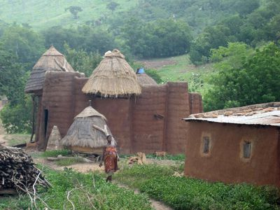 1. Koutammakou, Land of the Batammariba, Benin and Togo