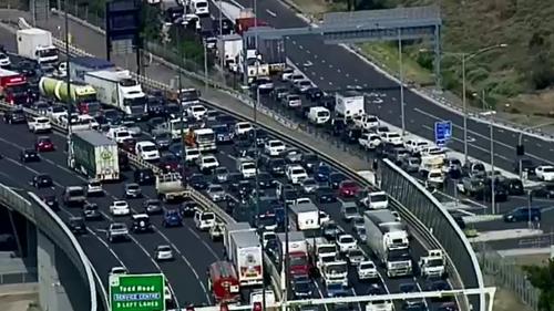 Australia's major cities battle congestion.