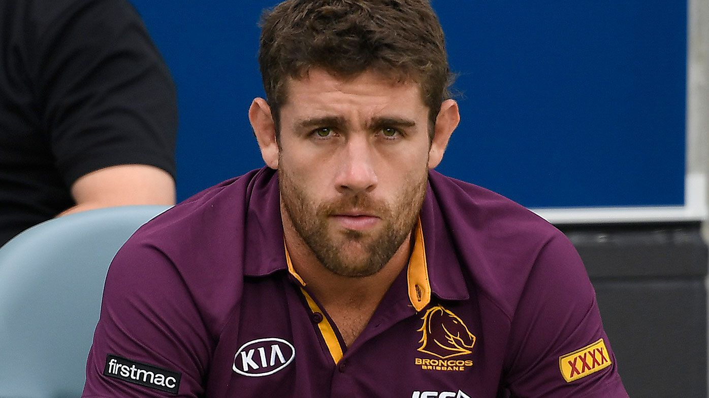 Broncos coach Anthony Seibold regrets Andrew McCullough release