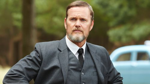 Craig McLachlan stars in The Doctor Blake Mysteries. (Twitter / ABC)