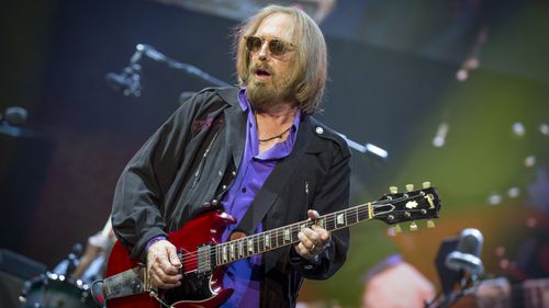 """The iconic musician reportedly arrived at hospital with """"no brain activity"""". (Getty)"""