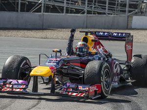 World champion Sebastian Vettel. (Getty)