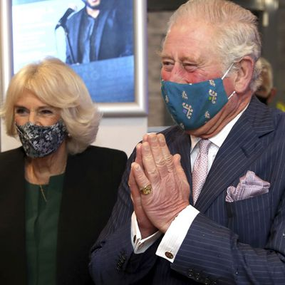 Prince Charles and Camilla, Duchess of Cornwall get vaccinated