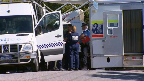 Up to five people have been found dead in a Perth home.