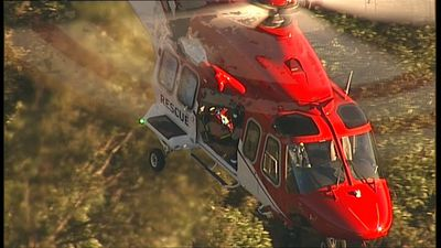 Search and rescue for man in dense bushland near Mount Glorious