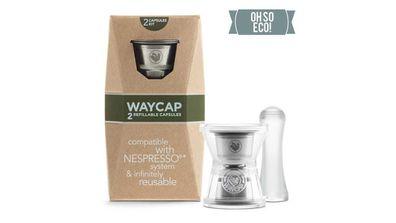 Waycap reusable pods