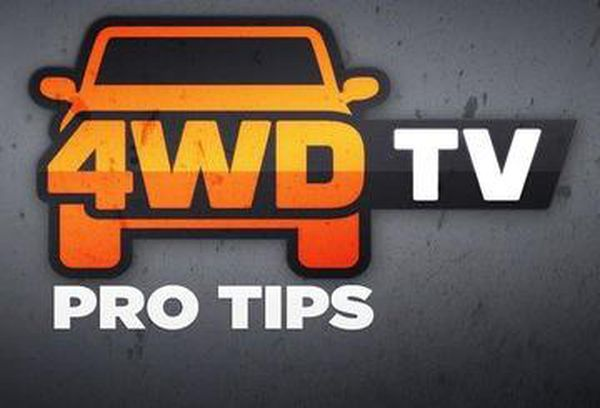 4WD Pro Tips