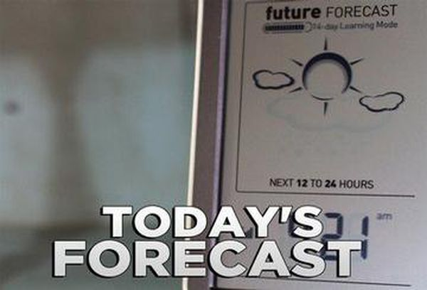 Today's Forecast