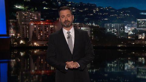 Jimmy Kimmel responds to Las Vegas mass shooting