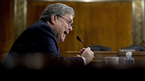 Barr made no apologies for how he released the Mueller report.
