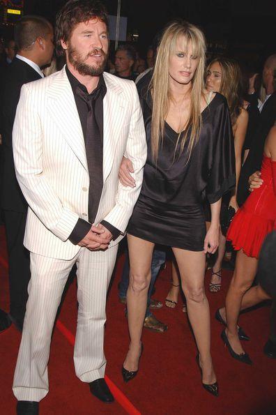 Val Kilmer and Darryl Hannah.