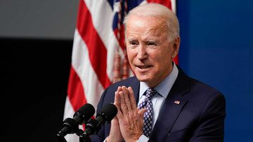 Militia groups were plotting to attack Joe Biden during his address to Congress.