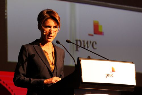 The chairman of the ABC reportedly told sacked managing director Michelle Guthrie to fire presenter Emma Alberici (pictured) after former prime minister Malcolm Turnbull complained about her reporting.