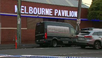 Melbourne Kensington boxing event shooting one dead two injured