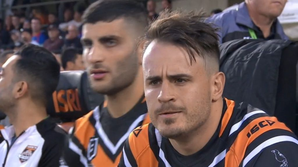 Wests Tigers respond after Josh Reynolds is charged by NSW Police