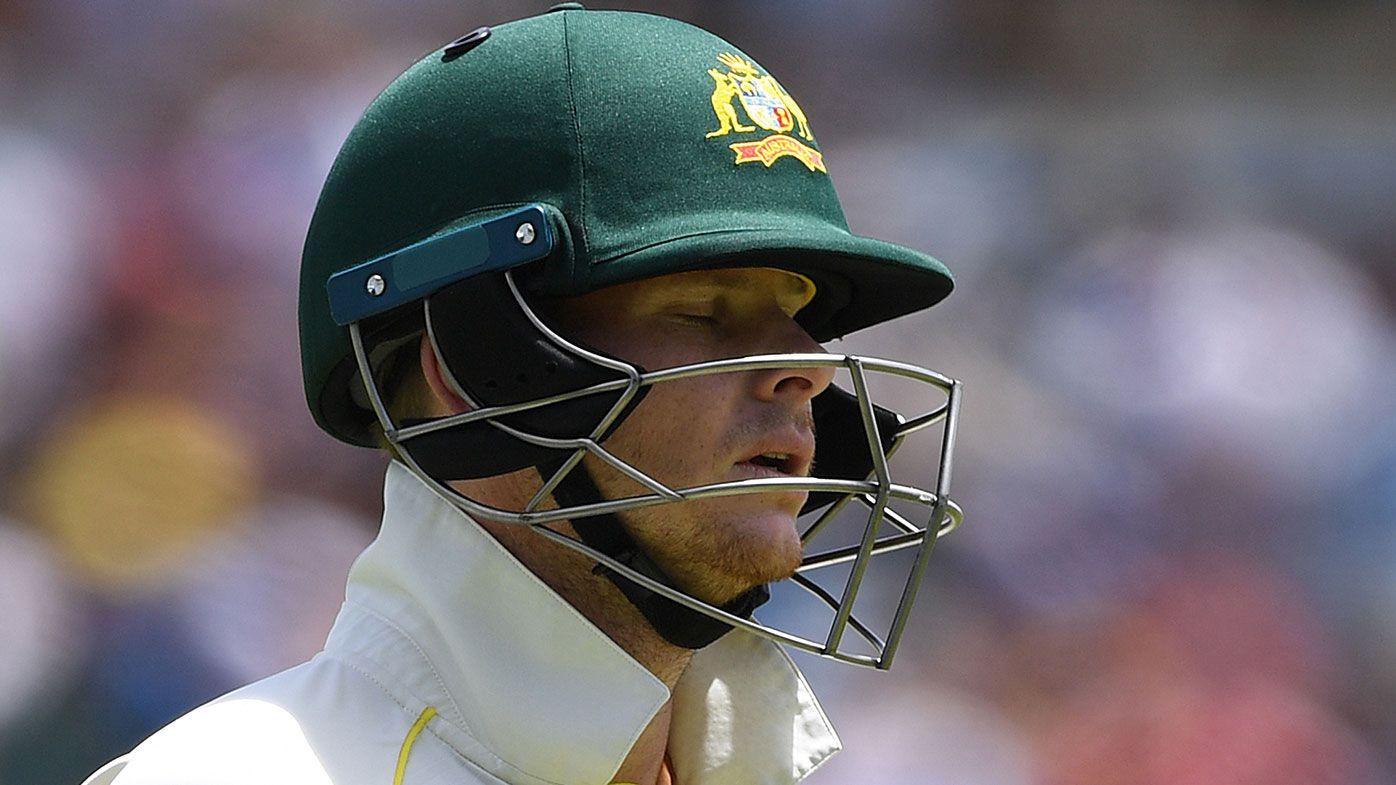 Stats reveal Steve Smith's Achilles heel